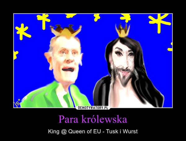 Para królewska