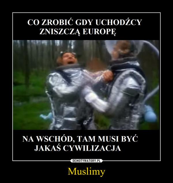 Muslimy –