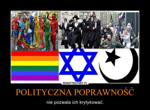 POLITYCZNA POPRAWNOŚĆ