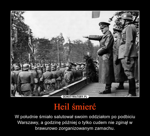 Heil śmierć