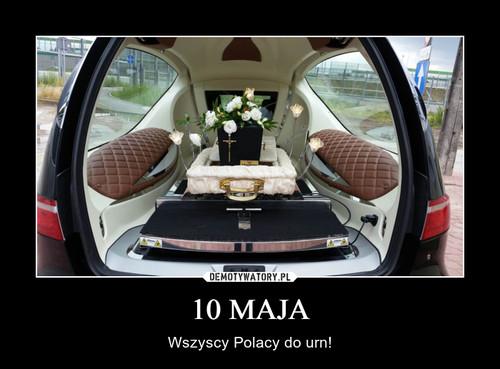 10 MAJA
