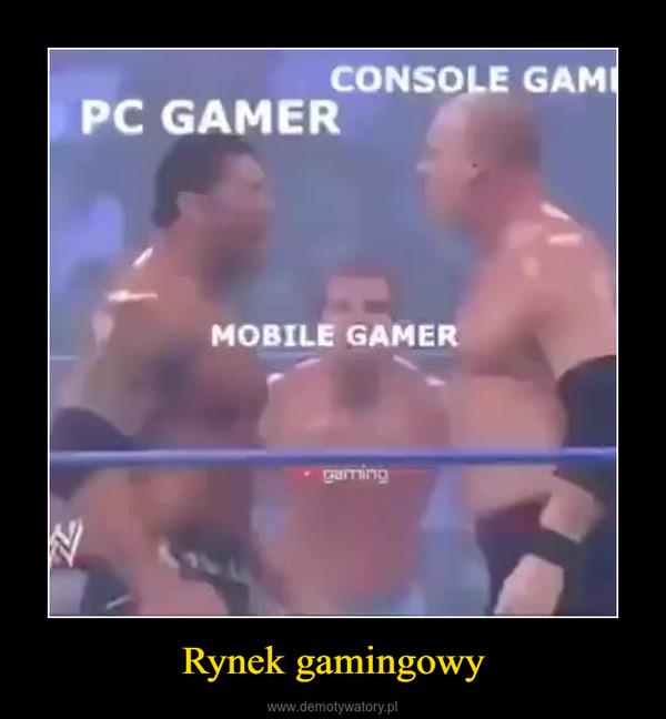 Rynek gamingowy –