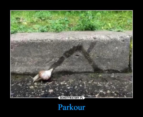 Parkour –