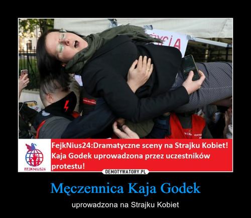 Męczennica Kaja Godek