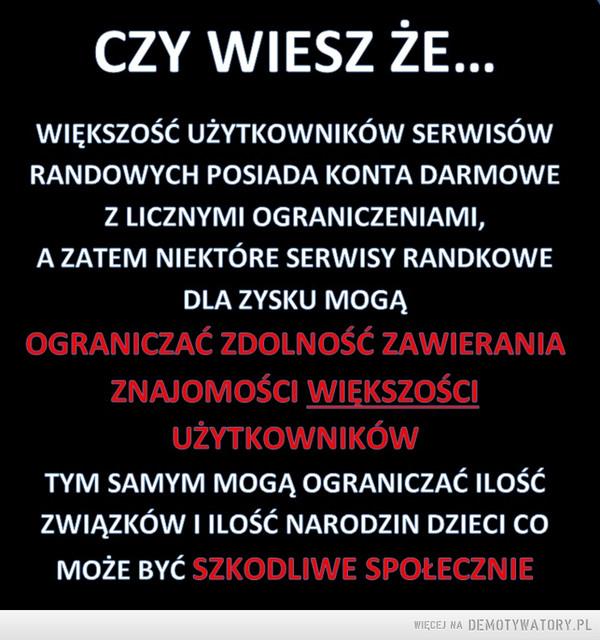 ZYSK PONAD DOBRO –