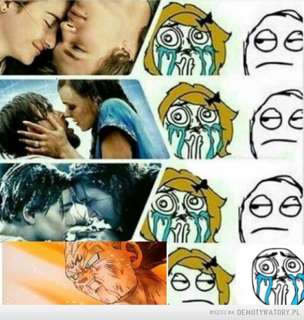 Nie mogę uwierzyć, że nie płakał na Titanicu –