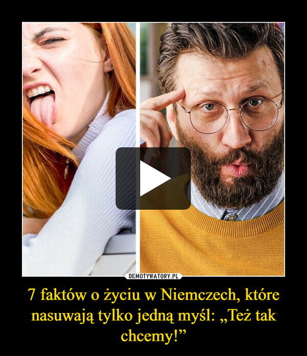 """7 faktów o życiu w Niemczech, które nasuwają tylko jedną myśl: """"Też tak chcemy!"""" –"""